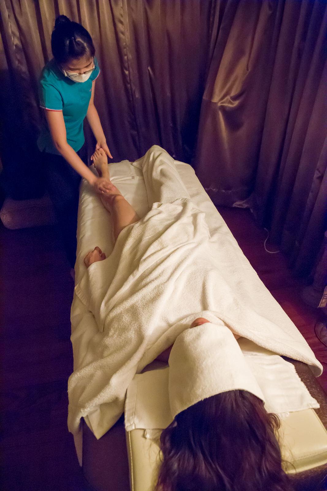 高雄spa【Tp&b天然有機精油芳療SPA 】女性最佳紓壓spa 客製化全身按摩 部落客【我是Joy,我在Enjoy】體驗推薦 -