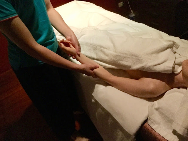 Kaohsiung SPA Review - Touch Plant & Body AROAMA SPA - (Taiwan) -