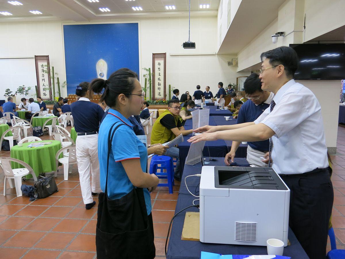 2019慈濟造血幹細胞捐贈驗血活動 -