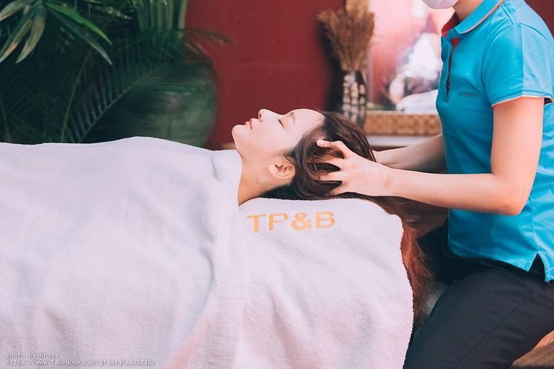 【推薦高雄SPA按摩】。TP&B天然有機精油芳療SPA,精心客製化的身心靈度假放鬆 -